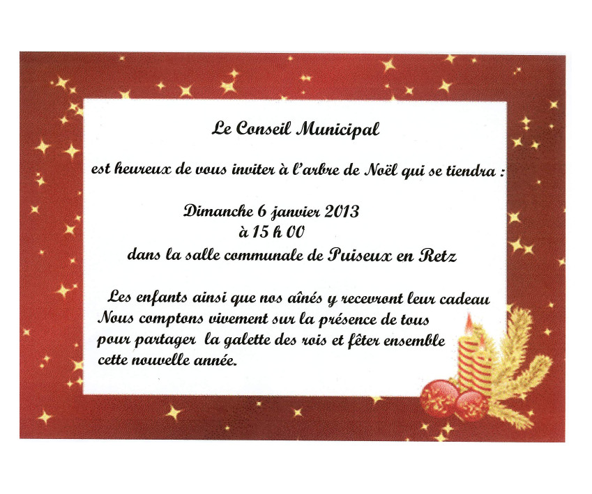 Invitationg invitation arbre de noel stopboris Choice Image